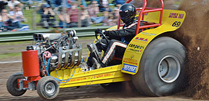 North west tractor pulling