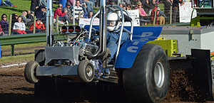 Buy tickets for the North West Tractor Pulling Club events