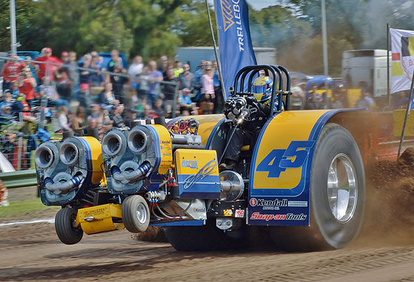 Upcoming Tractor Pulling Events | North West Tractor Pulling